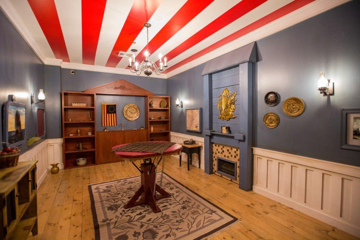 Immersive designed escape room. king of prussia escape room mystery