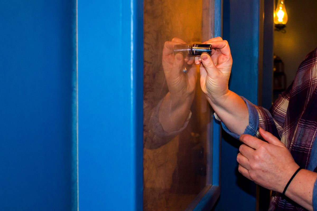 Immersive puzzle revolution spies escape room mystery King of Prussia