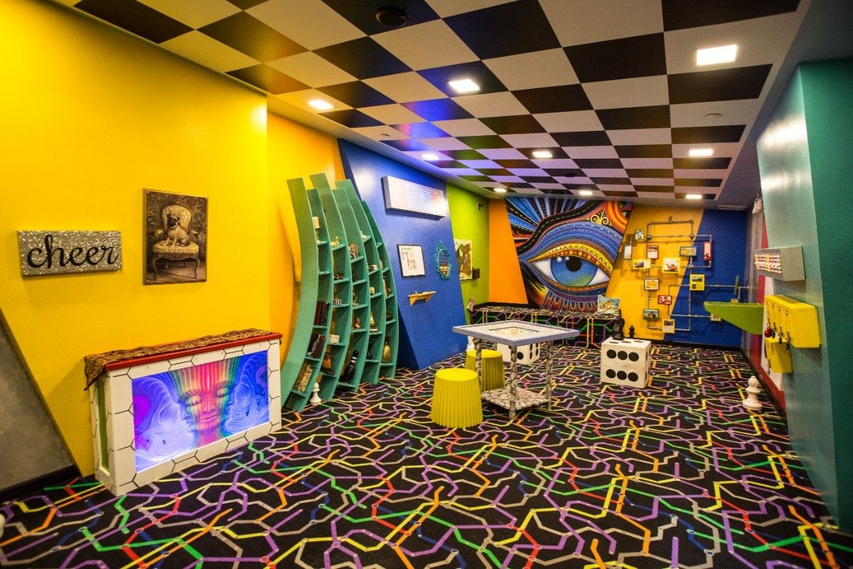 Escape Room Billionaire's Den, king of prussia, cherry hill, amazing room